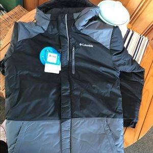 Columbia brand new youth size